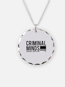 Criminal Minds Necklace