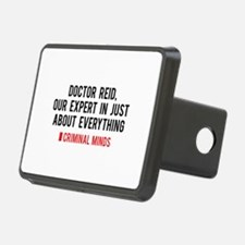 Criminal Minds Quote Hitch Cover