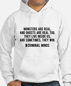 Criminal Minds Quote Hoodie
