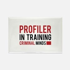 Profiler in Training Rectangle Magnet