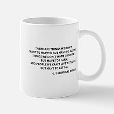 JJ Quote Criminal Minds Mug