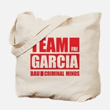 Team Garcia Tote Bag