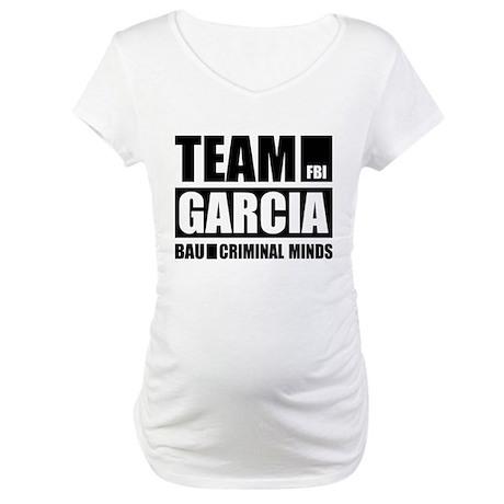Team Garcia Maternity T-Shirt
