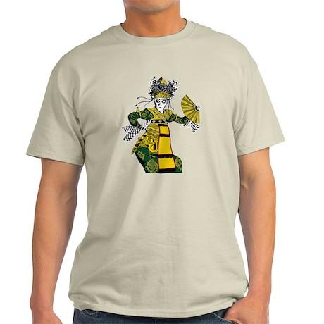 Balinese dancer T-shirt Light T-Shirt