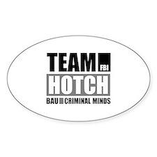 Team Hotch Decal
