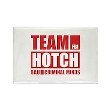 Team Hotch Rectangle Magnet