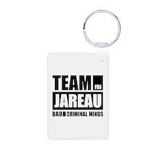 Team Jareau Keychains