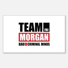 Team Morgan Decal