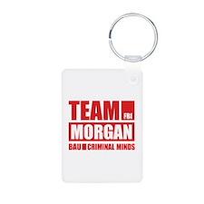 Team Morgan Keychains