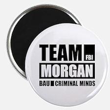 "Team Morgan 2.25"" Magnet (10 pack)"