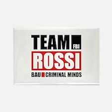 Team Rossi Rectangle Magnet