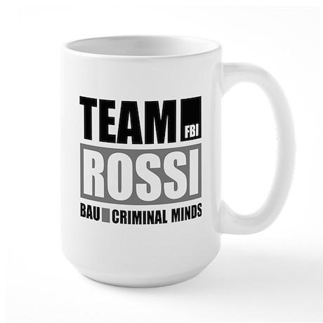 Team Rossi Large Mug