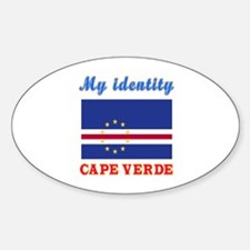 My Identity Cape Verde Decal