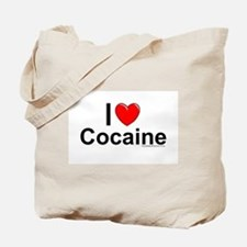 Cocaine Tote Bag