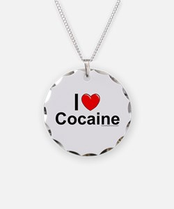 Cocaine Necklace