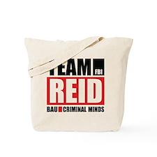 Team Reid Tote Bag