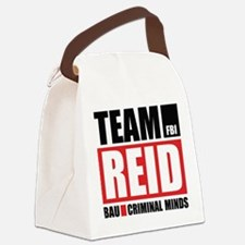 Team Reid Canvas Lunch Bag