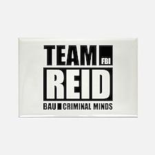 Team Reid Rectangle Magnet