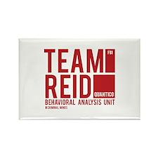 Team Reid Rectangle Magnet (10 pack)