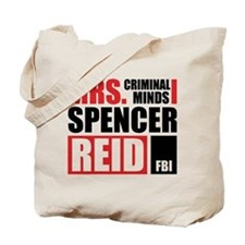 Mrs. Spencer Reid Tote Bag