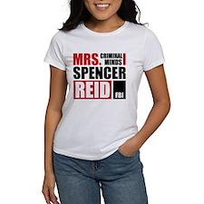 Mrs. Spencer Reid Tee