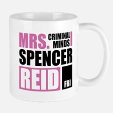 Mrs. Spencer Reid Small Small Mug