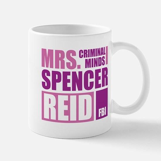 Mrs. Spencer Reid Mug