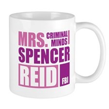 Mrs. Spencer Reid Small Mug