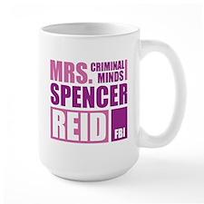 Mrs. Spencer Reid Ceramic Mugs