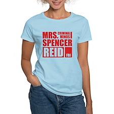 Mrs. Spencer Reid T-Shirt