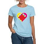 Ghost Heart Women's Light T-Shirt