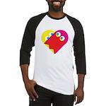 Ghost Heart Baseball Jersey