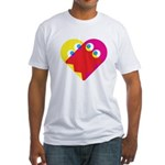 Ghost Heart Fitted T-Shirt