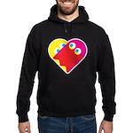 Ghost Heart Hoodie (dark)