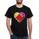 Ghost Heart Dark T-Shirt