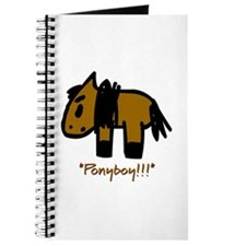 Ponyboy Journal