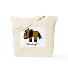 Ponyboy Tote Bag