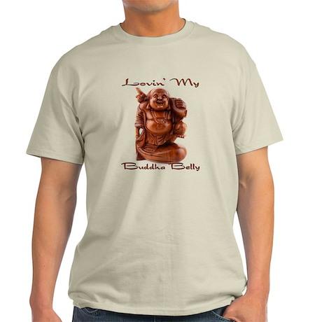 Lovin' My Buddha Belly T-Shirt