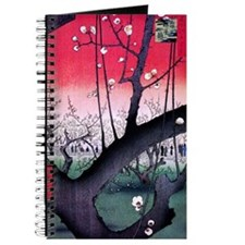 Hiroshige Kameido Journal