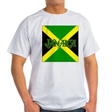 Jamaica Ash Grey T-Shirt