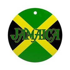 Jamaica Ornament (Round)