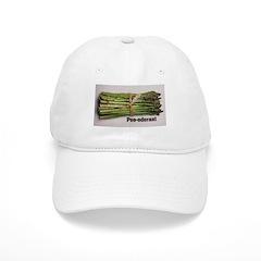 Pee-Odorant Asparagus Pee Smell Baseball Cap