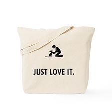 Fennec Fox Lover Tote Bag