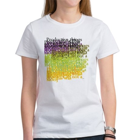 Productive Women's T-Shirt