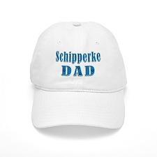 Schipperke Dad Baseball Cap