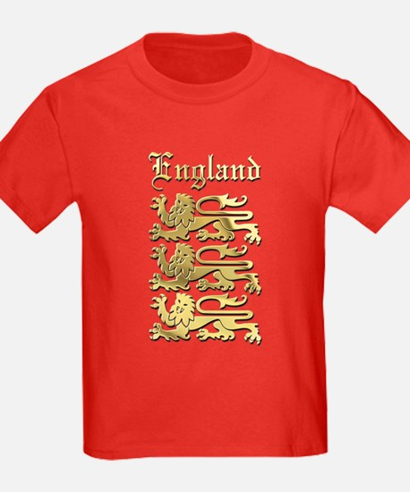 The Royal Arms of England T