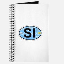 Sanibel Island - Oval Design. Journal
