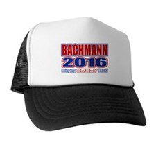 Bachmann President 2016 Crazy Back Trucker Hat