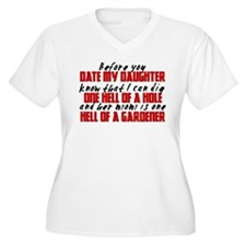Dig the Hole - Daughter Dating T-Shirt