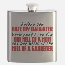 Dig the Hole - Daughter Dating Flask